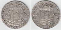 6 Stuiver 1770 Niederlande - Provinz Holland Seeland, 6 Stuiver Kursmün... 75,00 EUR  zzgl. 5,00 EUR Versand