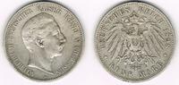 5 Mark 1898 A Preußen Preußen 5 Mark 1898 A, Wilhelm II., Erhaltung sie... 26,50 EUR  zzgl. 5,00 EUR Versand