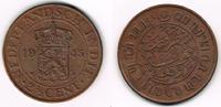 2 1/2 Cent 1945 Indonesien - Niederländisch Ostindien Niederländisch-Os... 2,50 EUR  zzgl. 5,00 EUR Versand