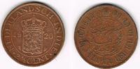 2 1/2 Cent 1920 Indonesien - Niederländisch Ostindien Niederländisch-Os... 4,00 EUR  zzgl. 5,00 EUR Versand