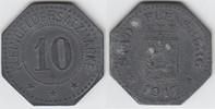 10 Pfennig 1917 Notgeld / Notmünzen Flensburg Stadt Flensburg, Kleingel... 4,00 EUR  zzgl. 5,00 EUR Versand