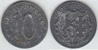 10 Pfennig 1919 Notmünzen / Notgeld Hersfeld Stadt Hersfeld, 10 Pfennig... 3,00 EUR  zzgl. 5,00 EUR Versand