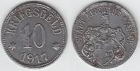10 Pfennig 1917 Notgeld / Notmünzen Neustadt a. d. Aisch Stadt Neustadt... 4,00 EUR  zzgl. 5,00 EUR Versand
