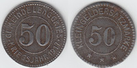 50 Pfennig 1918 Notgeld / Notmünzen Lenggries Gemeinde Lenggries, Klein... 16,00 EUR  zzgl. 5,00 EUR Versand