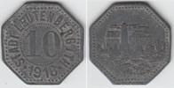 10 Pfennig 1918 Notgeld / Notmünzen Leutenberg Stadt Leutenberg, 10 Pfe... 3,00 EUR  zzgl. 5,00 EUR Versand