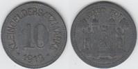 10 Pfennig 1918 Notgeld / Notmünzen Hof Stadt Hof, 10 Pfennig 1918, Kle... 3,50 EUR  zzgl. 5,00 EUR Versand