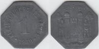 1 Pfennig 1918 Notgeld / Notmünzen Hof Stadt Hof, 1 Pfennig 1918, Klein... 3,00 EUR  zzgl. 5,00 EUR Versand