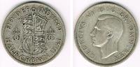 Half Crown 1941 Großbritannien Half Crown 1941, Georg VI., 14,14 g 500e... 7,00 EUR  zzgl. 5,00 EUR Versand
