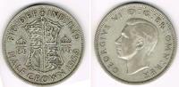 Half Crown 1939 Großbritannien Half Crown 1939, Georg VI., 14,14 g 500e... 8,00 EUR  zzgl. 5,00 EUR Versand