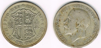 Half Crown 1929 Großbritannien Half Crown 1929, Georg V., 14,14 g 500er... 6,00 EUR  zzgl. 5,00 EUR Versand