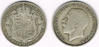 Half Crown 1922 Großbritannien Half Crown 1922, Georg V., 14,14 g 500er... 7,50 EUR  zzgl. 5,00 EUR Versand