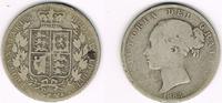Half Crown 1883 Großbritannien Half Crown 1883, Viktoria, 14,14 g 500er... 15,00 EUR  zzgl. 5,00 EUR Versand