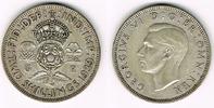 1 Florin (Two shilling) 1939 Großbritannien Florin (Two shilling) 1939,... 6,50 EUR  zzgl. 5,00 EUR Versand