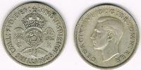 1 Florin (Two shilling) 1945 Großbritannien Florin (Two shilling) 1945,... 6,00 EUR  zzgl. 5,00 EUR Versand