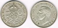 1 Florin (Two shilling) 1943 Großbritannien Florin (Two shilling) 1946,... 5,75 EUR  zzgl. 5,00 EUR Versand