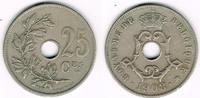 25 Centimes 1908 Belgien Belgien, Kursmünze 25 Centimes 1908, Erhaltung... 3,00 EUR  zzgl. 5,00 EUR Versand