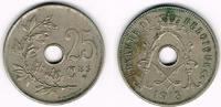 25 Centimes 1913 Belgien Belgien, Kursmünze 25 Centimes 1913, Erhaltung... 3,50 EUR  zzgl. 5,00 EUR Versand