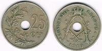 25 Centimes 1910 Belgien Belgien, Kursmünze 25 Centimes 1910, Erhaltung... 3,00 EUR  zzgl. 5,00 EUR Versand