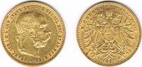 10 Kronen 1897 Österreich Österreich, Franz Joseph, 10 Kronen 1896, 3,0... 135,00 EUR  zzgl. 5,00 EUR Versand