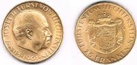 25 Franken 1961 Liechtenstein Goldmünze 25 Franken 1961, Franz Josef II... 285,00 EUR  zzgl. 4,00 EUR Versand