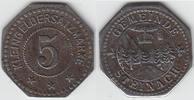 5 Pfennig ohne Jahr Notgeld / Notmünzen Steinach Gemeinde Steinach, Kle... 6,00 EUR  zzgl. 5,00 EUR Versand