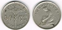 50 Centimes 1929 Belgien Belgien, Kursmünze 50 Centimes 1929, Erhaltung... 2,25 EUR  zzgl. 5,00 EUR Versand