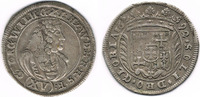 15 Kreuzer 1692 Leiningen-Schaumburg-Kleeberg Leiningen-Schaumburg-Klee... 155,00 EUR  zzgl. 5,00 EUR Versand