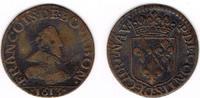 1 Liard 1613 Frankreich Frankreich 1613, 1 Liard, Ludwig XIII., siehe S... 39,00 EUR  zzgl. 5,00 EUR Versand