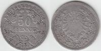 50 Pfennig 1877 H Deutsches Kaiserreich Kaiserreich, Kursmünze 50 Pfenn... 29,00 EUR  zzgl. 5,00 EUR Versand