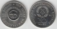 10 Mark 1981 Deutsche Demokratische Republik DDR, Gedenkmünze 10 Mark '... 29,00 EUR  zzgl. 5,00 EUR Versand