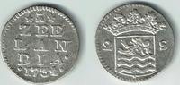 2 Stuiver 1719 Niederlande - Provinz Zeeland netherlands - zeeland, 2 S... 22,00 EUR  plus 9,00 EUR verzending