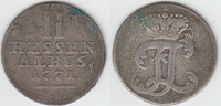 2 Albus 1771 Altdeutschland - Hessen-Kassel Hessen-Kassel, 2 Albus 1771... 8,00 EUR  zzgl. 5,00 EUR Versand