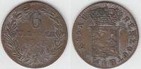 6 Kreuzer 1836 Altdeutschland - Nassau Herzogtum Nassau, 6 Kreuzer, Wil... 7,00 EUR  zzgl. 5,00 EUR Versand