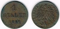 1 Heller 1858 Frankfurt Frankfurt, 1 Heller 1858, Kursmünze, siehe Scan... 10,00 EUR  zzgl. 5,00 EUR Versand
