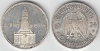 2 Reichsmark 1934 F Drittes Reich Drittes Reich, 2 Reichsmark 1934 F, G... 16,00 EUR  zzgl. 5,00 EUR Versand
