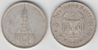 5 Reichsmark 1935 F Drittes Reich Drittes Reich, 5 Reichsmark Garnisons... 9,90 EUR  zzgl. 5,00 EUR Versand