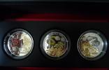 3 x 500 Francs 2013 Ruanda Ruanda, 3er-Münzset 'Jahr der Schlange', tei... 399,00 EUR  zzgl. 4,00 EUR Versand
