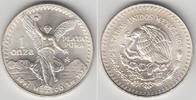 1 Unze 1991 Mexiko Mexico 1991, 1 Unze Silber Libertad - Siegesgöttin, ... 30,00 EUR  zzgl. 5,00 EUR Versand