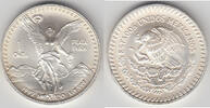 1 Unze 1992 Mexiko Mexico 1992, 1 Unze Silber Libertad - Siegesgöttin, ... 27,00 EUR  zzgl. 5,00 EUR Versand