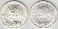 1 Unze 1996 Mexiko Mexico 1996, 1 Unze Silber Libertad - Siegesgöttin, ... 42,00 EUR  zzgl. 5,00 EUR Versand