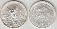 1 Unze 1997 Mexiko Mexico 1997, 1 Unze Silber Libertad - Siegesgöttin, ... 49,00 EUR  zzgl. 5,00 EUR Versand