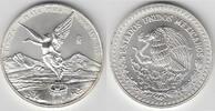 1 Unze 1998 Mexiko Mexico 1998, 1 Unze Silber Libertad - Siegesgöttin, ... 159,00 EUR  zzgl. 5,00 EUR Versand