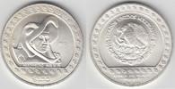 100 Pesos 1992 Mexico Mexico 100 Pesos 1992, 1 Unze Silber Gerrero Agui... 34,00 EUR  zzgl. 5,00 EUR Versand