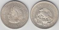 5 Pesos 1948 Mexico Mexiko 1948, 5 Pesos, 'Kopf mit Kopfschmuck nach li... 25,00 EUR  zzgl. 5,00 EUR Versand