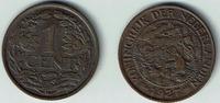1 Cent 1927 Niederlande Niederlade 1907, 1 Cent, Wilhelmina I., Erhaltu... 3,00 EUR  zzgl. 5,00 EUR Versand