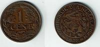 1 Cent 1928 Niederlande Niederlade 1928, 1 Cent, Wilhelmina I., Erhaltu... 3,00 EUR  zzgl. 5,00 EUR Versand