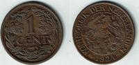 1 Cent 1914 Niederlande Niederlade 1924, 1 Cent, Wilhelmina I., Erhaltu... 19,00 EUR  zzgl. 5,00 EUR Versand