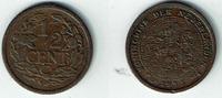 1/2 Cent 1911 Niederlande Niederlade 1911, 1/2 Cent, Wilhelmina I., Erh... 4,00 EUR  zzgl. 5,00 EUR Versand