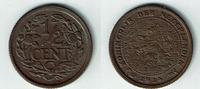 1/2 Cent 1914 Niederlande Niederlade 1914, 1/2 Cent, Wilhelmina I., Erh... 12,00 EUR  zzgl. 5,00 EUR Versand