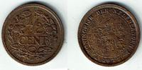 1/2 Cent 1922 Niederlande Niederlade 1922, 1/2 Cent, Wilhelmina I., Erh... 7,00 EUR  zzgl. 5,00 EUR Versand